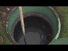 Septic Tank Effluent Filter At The Septic Tank Outlet