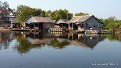 Tonle Sap Floating Village - David Kornbluh Photo Presentation