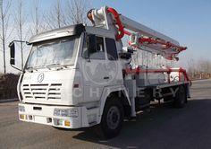 HDT5420THB-52/5 boom pump