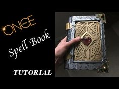 How to make a Olympian Crystal- Once Upon A Time Tutorial - OUAT Cosplay - YouTube