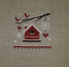 Myndaniðurstaða fyrir cross stitch christmas