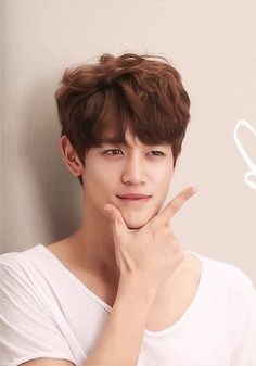 He wants to kill us all with his cuteness - Minho