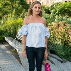 Get ready for fall with these 3 style tips from @therealoliviap.