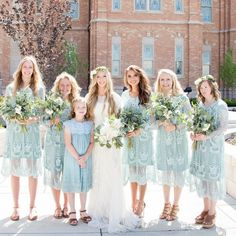 modest wedding dress with flutter sleeves from alta moda. –(modest bridal gown)… modest wedding dress with fluttering sleeves from alta moda. Gorgeous Wedding Dress, Stunning Dresses, Dream Wedding Dresses, Modest Bridesmaid Dresses, Bridesmaids, Fashion Bubbles, Forest Wedding, Flower Girls, Bridal Gowns