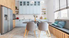 Piękna kuchnia: wnętrza w klasycznym stylu - Galeria - Dobrzemieszkaj.pl Furniture, Home Decor, Kitchen Ideas, Design Ideas, Sweet Home, Ideas, Living Room, Decoration Home, Room Decor
