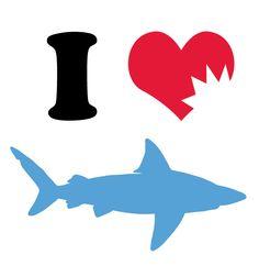 I heart sharks.