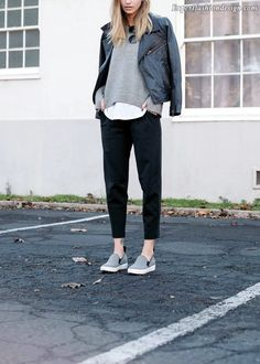 45 Stylish Jogger Pants Outfit that'll Inspire You - 18 #Pants