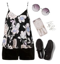 """"""""""" by lollypopz951 on Polyvore featuring River Island, Ally Fashion, Keds, Monki and Topshop"""