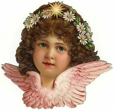 Cute printable Angel