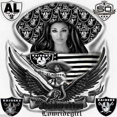 Raiderette Raider Nation