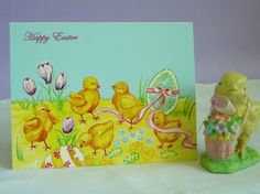 Easter Card Chicks by TwoBranchingOut on Etsy, $2.50