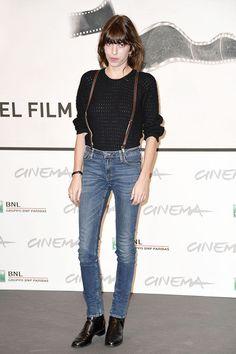 douce-idylle:  Lou Doillon - 'Un Enfant De Toi' Press Conference - The 7th Rome Film Festival