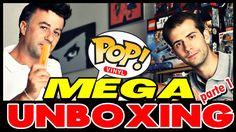 FUNKO MEGA Unboxing POP! & Mystery Minis...DA PAURA!!!