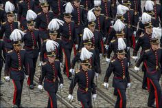 fete nationale belge parade