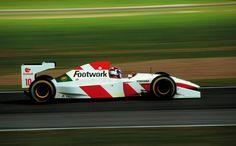1993 Aguri Suzuki, Footwork - Mugen Honda