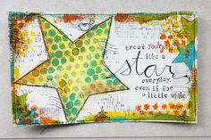 Art journal ideas by Karenika