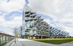 VM House, Copenhagen, Denmark