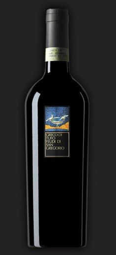GRECO DI TUFO DOC WHITE WINE - FEUDI DI SAN GREGORIO  The Greco Di Tufo is a tasty white wine, the chalky soils of Tufo give to Greco grapes minerality, freshness and persistence.