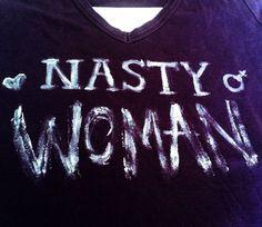 DIY feminist slogan t-shirt for International Women's Day
