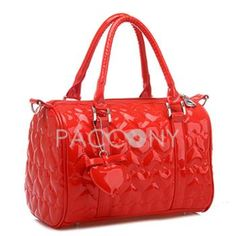 BBAO - Love Heart Decorated Fashion Totes with Strap on http://www.paccony.com/product/BBAO-Love-Heart-Decorated-Fashion-Totes-with-Strap-23625.html#