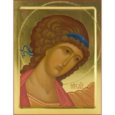 St Michael the Archangel 14×19 cm, catalog of St Elisabeth Convent. #catalogofgooddeed #icon #order #angel #buy #handpainted #iconography #iconographer #archangel #faith