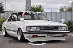 Toyota GX61 Cresta