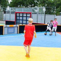 Toro in the #Recreation Sector #Commercial #Campaigngrounds Rheezerwold, The Netherlands