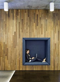 Playfully Designed Office Spaces : Cisco-Meraki