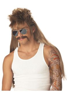 mullets, white tank and porn stash - what could go wrong