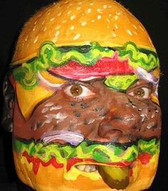 check out this site! Christian James Kuhn does some fun things with facepaint