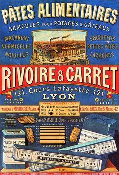 [link] Pates alimentaires Rivoire & Carret