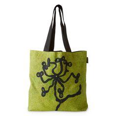 Finlayson Hiprakka Green Bag
