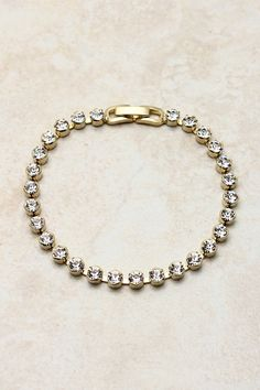 Gold Tiffany Bracelet | Emma Stine Jewelry Bracelets