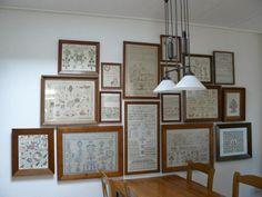Dutch Samplers On Display