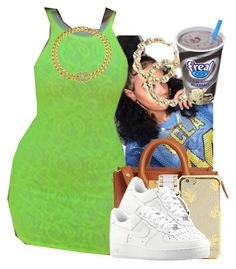 """""""Front"""" by polyvoreitems5 ❤ liked on Polyvore featuring Sophie Hulme, Michael Kors, NIKE and Chanel"""