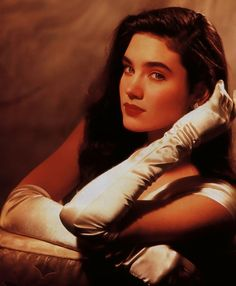 Jennifer Connelly in the Rocketeer.