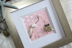 Love Swoops In Personalize it Pebble art pebble picture Eden Design, Rock Design, Stone Crafts, Rock Crafts, Diy Crafts, Stork Baby Showers, Pebble Pictures, Sea Glass Art, Baby Art