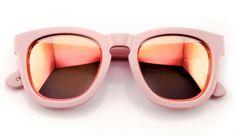 Obsesión del día: gafas de sol con cristales espejo de Wildfox