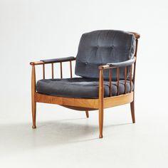 Fåtölj Kersti Hörlin Holmqvist Skrindan | Stockholms Auktionsverk Online