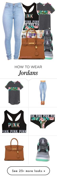 """02.08.16"" by yeauxbriana on Polyvore featuring Retrò, Hermès, women's clothing, women, female, woman, misses and juniors"