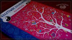 Kreatywne kolorowanie dla dorosłych - Drzewo, recenzja: http://magicznyswiatksiazki.pl/kreatywne-kolorowanie-dla-doroslych-drzewo/