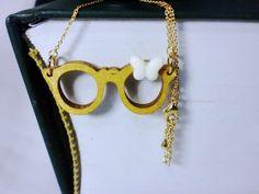 Colar óculos - Colares