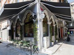 Dem kafe Karaköy istanbul