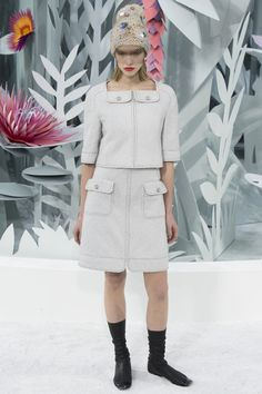COUTURE SPRING/SUMMER 2015 Chanel