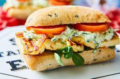 Food Website, Ciabatta, Salmon Burgers, Chicken, Drink Recipes, Ethnic Recipes, Cubs, Shot Recipes
