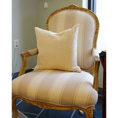 You can always find room for the perfect neutral accent chair. #NowandAgain #Accents #Consignments #Buckhead