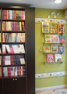 Interior spaces - bookstore