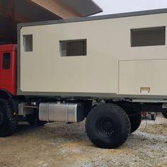 Thomas MB 1428AF (#703) Overland Truck, Expedition Vehicle, Off Road Camper, Truck Camper, General Motors, Mercedes Benz, Adventure Campers, Land Rover Defender, Offroad