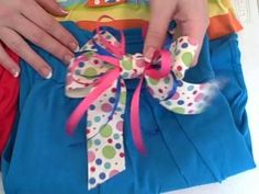 How To Make Hair Bows with SouthernPlate.com
