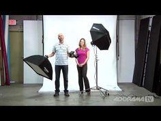 Light Modifiers: Ep 240: Digital Photography 1 on 1: Adorama Photography TV